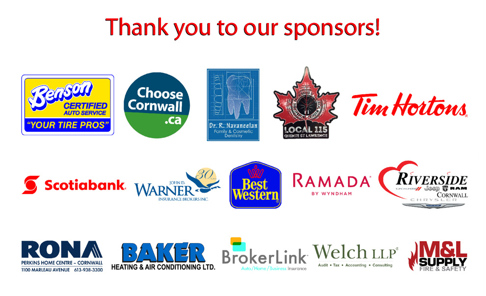 2020 Ontario Curling Championship Sponsors